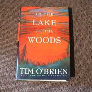 In the Lake of the Woods Tim O'Brien Book